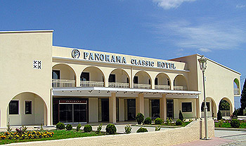 panorama classic hotel in alexandroupolis thrace greece photo.